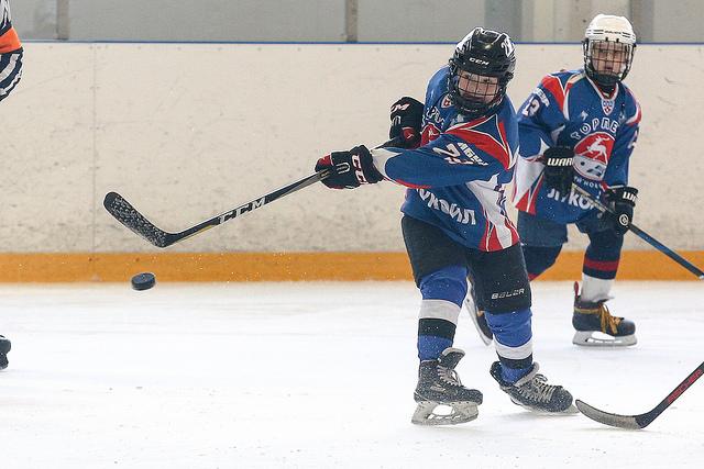 Результаты первенства Нижегородской области по хоккею среди мальчиков 2008-2009 годов рождения