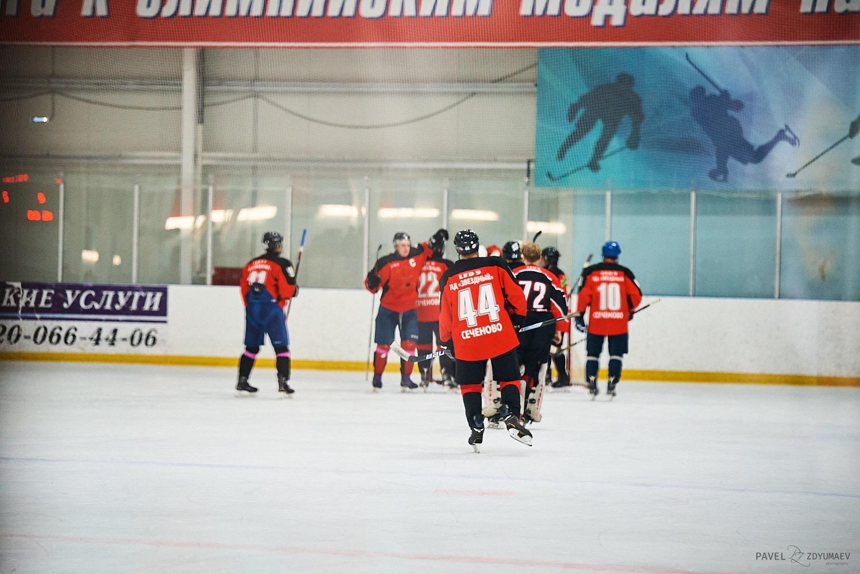Турнир «Открытия областного хоккея» сезона 2018-2019