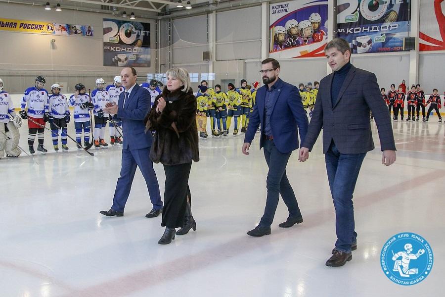Турнир им. В.П. Чкалова - Городец