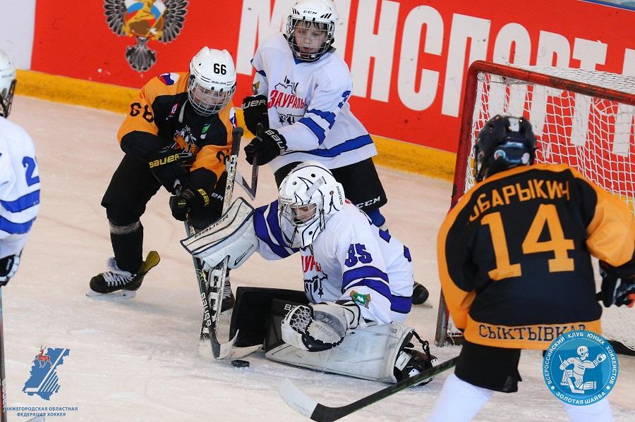 Золотая шайба снова в Нижнем Новгороде